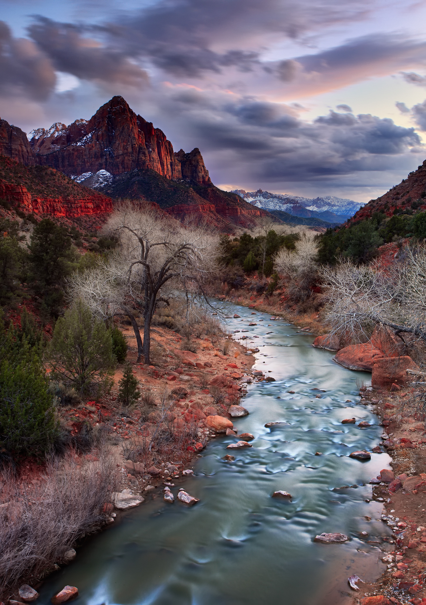 Just One Breath - Zion Utah USA