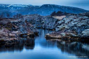 Flosagjá - Þingvellir