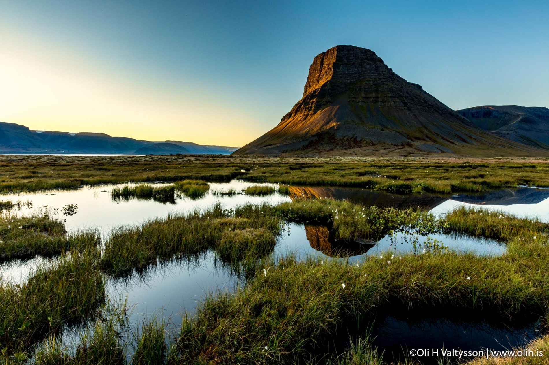 Iceland Photo workshops - Myrafjall