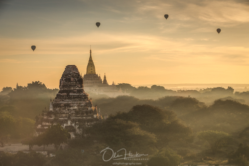 Iceland En Route - Myanmar Photo Workshop - Bagan
