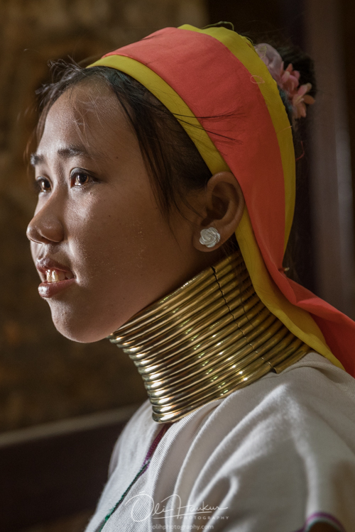 Iceland En Route - Myanmar Photo Workshop - Kayan tribe