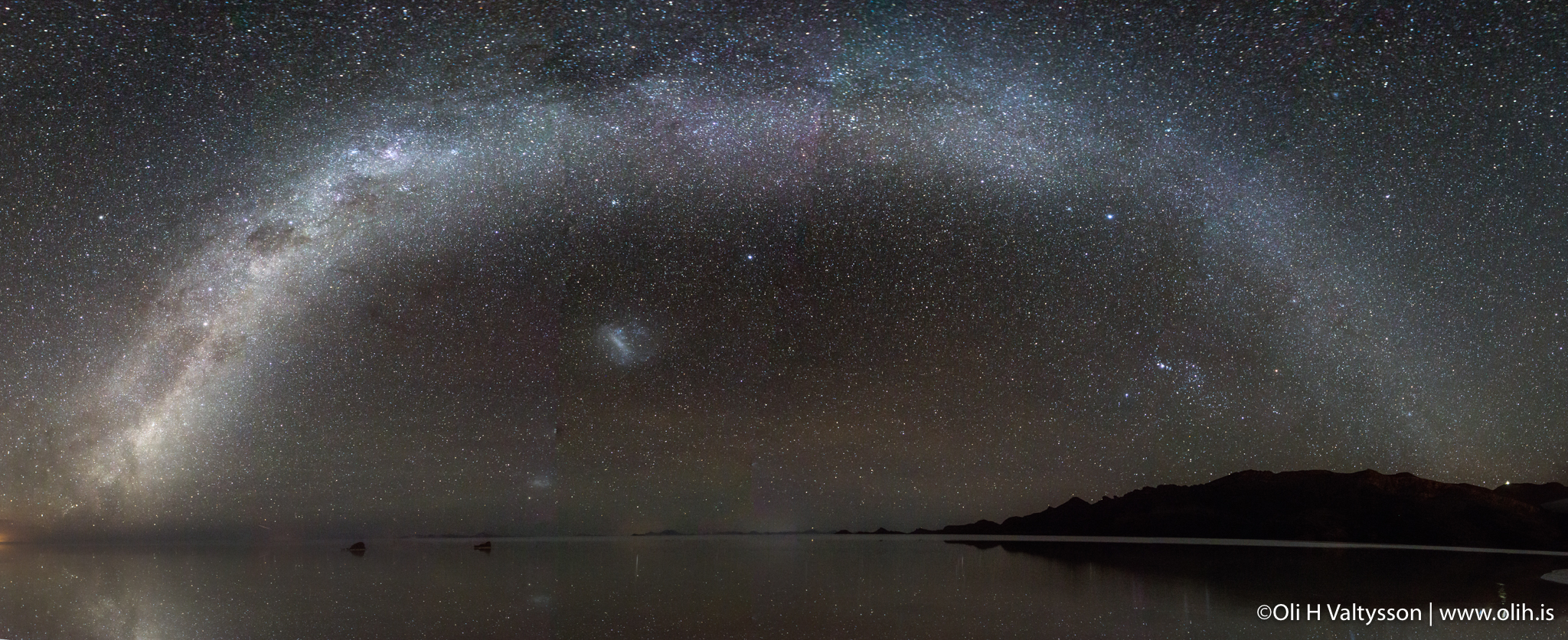 Capture the Milky Way Mirrored on Flooded Salt Flats
