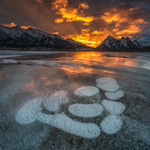 Canada photo workshop - Iceland En Route